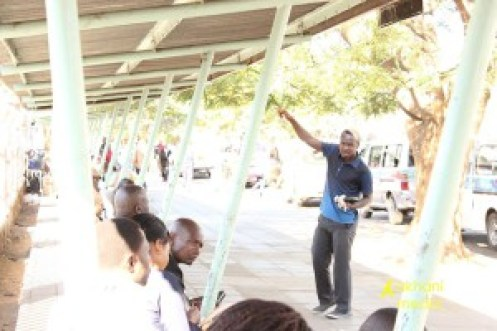 Some people thing that the people who preach at lunch time at the city hall benches are a nuisance, while other appreciate and listen to them. What do you think?