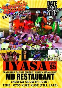 Iyasa Invades Plumtree (Home Coming Show)