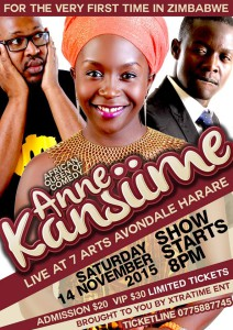 Kansiime Anne Comes to Zim