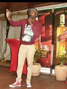 Keith Nkosi: A prolific Stand-up Comedian…