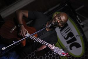 prayersoul @Acoustic Night Picture: Intwasa Arts Festival KoBulawayo