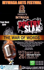 The war of words @Intwasa 2015