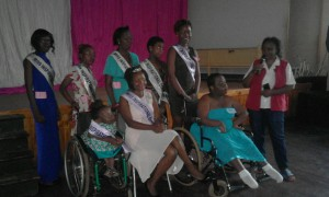 the models at Miss Inspiration