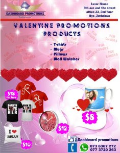 Have Tailor made Products On Valentine's Day