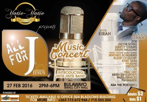 Bulawayo Hosts Epic Praise and Worship Music Show