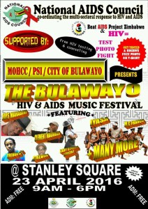 The Bulawayo Hiv -Aids Music Festival