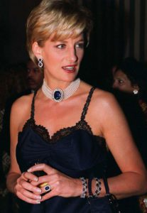 Princess Diana also loved Chokers Picture Source: Online