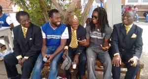 Witness with the cool crooners