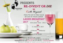 Re-Invent or Die