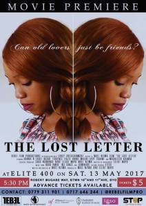 #TheLostLetter