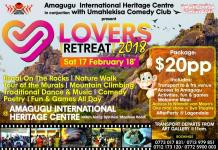Amagugu International Heritage Center To Host Valentine's Day Lovers Retreat