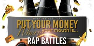 5 Things to benefit from the Put Your Money Where Your Mouth Is – Rap battle