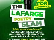 Bulawayo To Host The Lafarge Poetry Slam