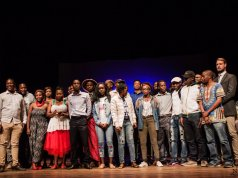 Some of the Roil Bulawayo Arts Awards Nominees Picture By Mgcini Nyoni