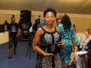 NoViolet Bulawayo : Picture By Picture by: Etisalat