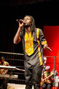 Hwabaraty on stage Picture By @SaDee_lensworks