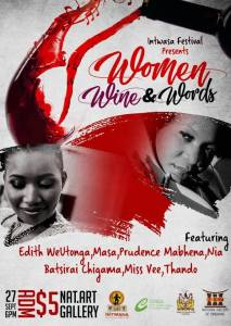 Women,Wine and Words