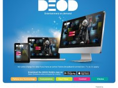 Let's DEOD and Chill: TelOne Launches Streaming Service in Bulawayo