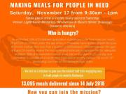 #CommunityInitiative : Feed The City Bulawayo; 17 November 2018