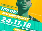 #MusicAndBeerFestival : For The Music And Beer Lovers, It's OK' MALUMKOOLKAT Is Coming To Bulawayo