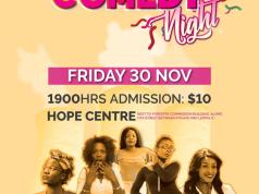 Bulawayo Comedy Fiesta Presents; Diva's Comedy Night