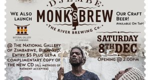 Mega-launch : Djembe Monks To Launch New Album + New Craft Beer The Djembe Monks