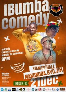 Ibumba Comedy Night