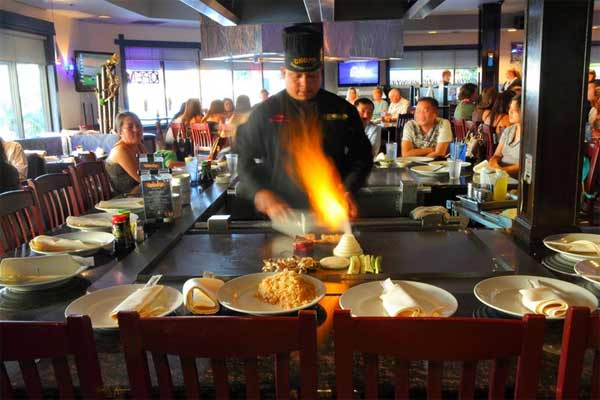 Sushi Restaurants Open 24 Hours