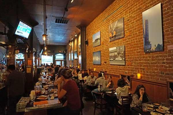 Spanish Tapas Restaurant San Francisco