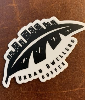 Urban Dwellers Sticker