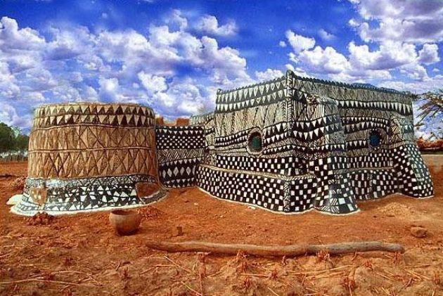 Kassena Tribal Hut