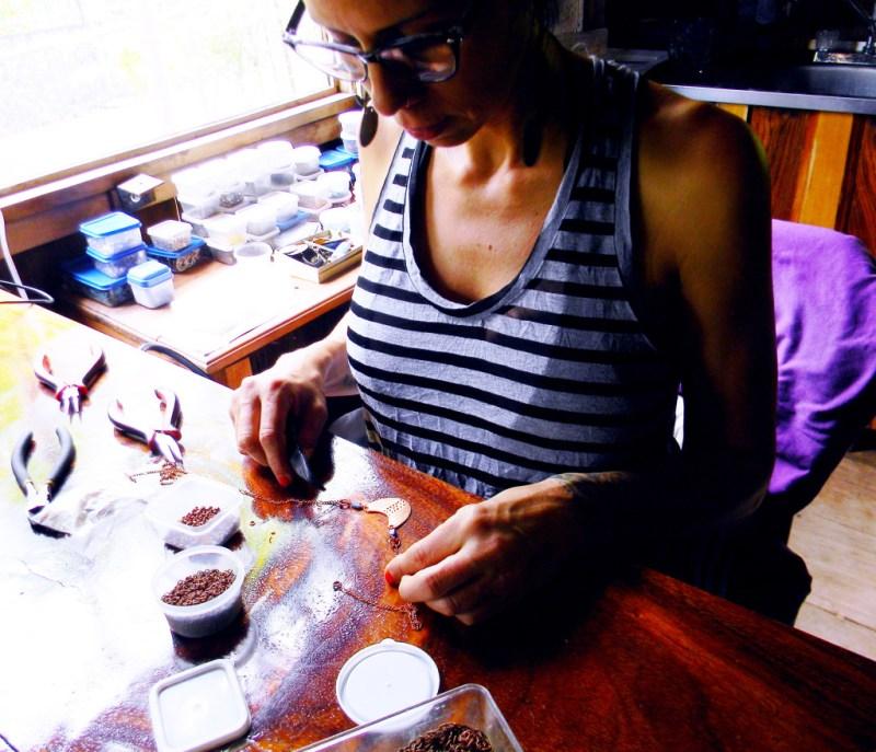 "<img src=""Handmade Bohemian Jewelry Urban Eclectic Jewelry Costa Rica Tamarindo Studio.jpg"" alt=""Handmade Bohemian Jewelry Urban Eclectic Jewelry Costa Rica Tamarindo Studio"" />"