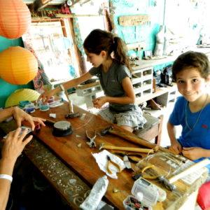 Jewelry Class Tamarindo Costa Rica