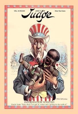 Uncle Sam Decor