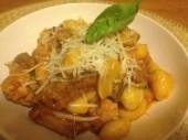 Finished dish.