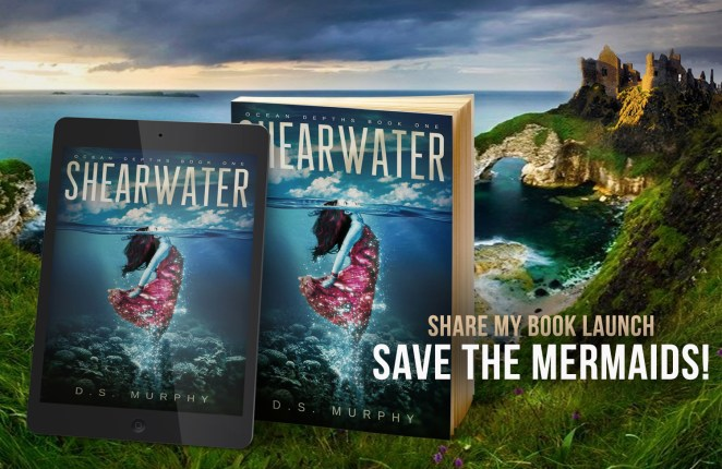 shearwater YA mermaid romance