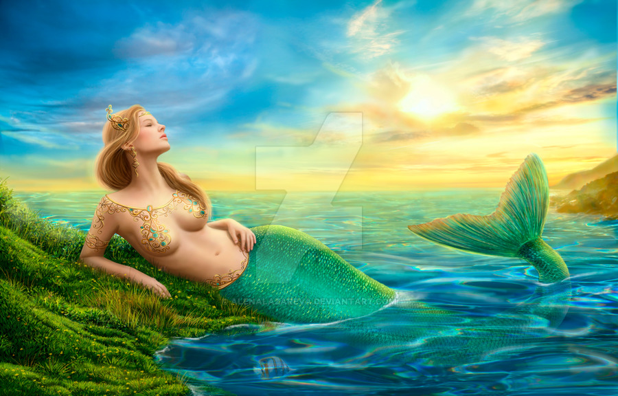 Mermaids Can have Sex