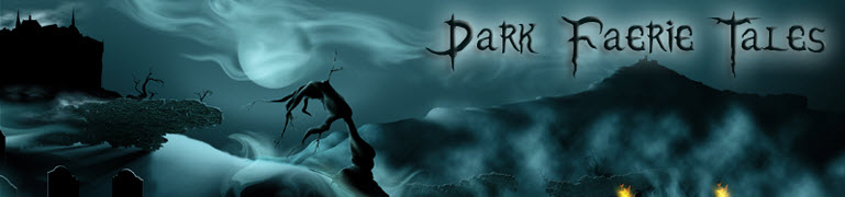 dark fairy tales YA book blog