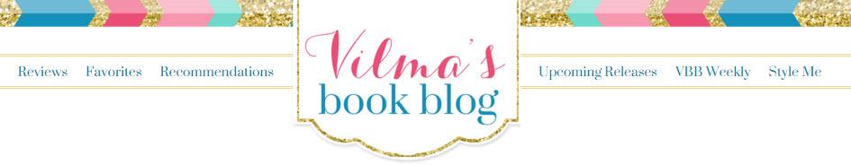 vilmasbookblog reviews