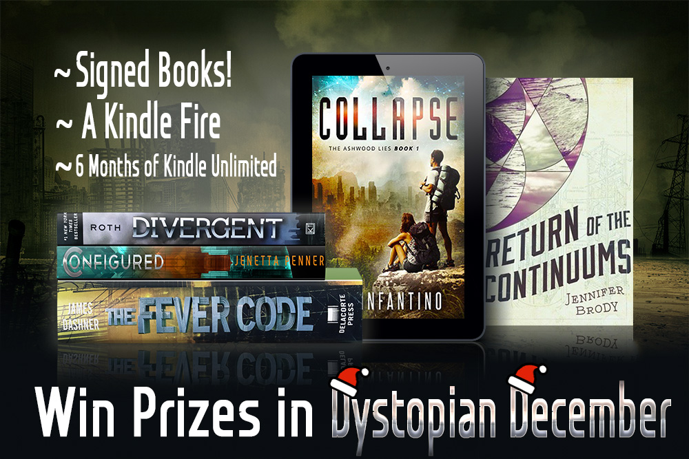 December Giveaways! (100+ books, $1000+in prizes)