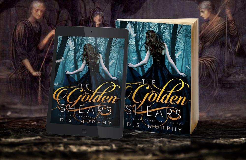 Golden Shears – Fated Destruction Book Two LAUNCH