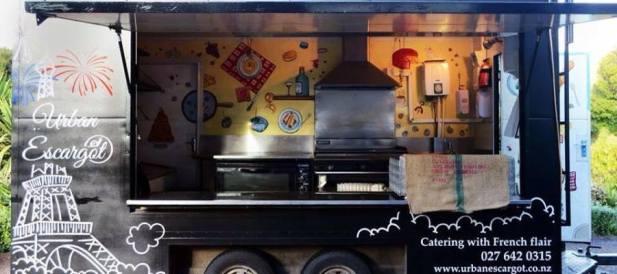 Food Truck | Urban Escargot Wedding Catering