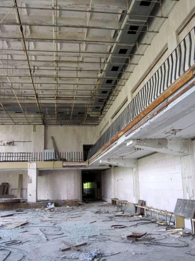 Tsernobylin ydinvoimala