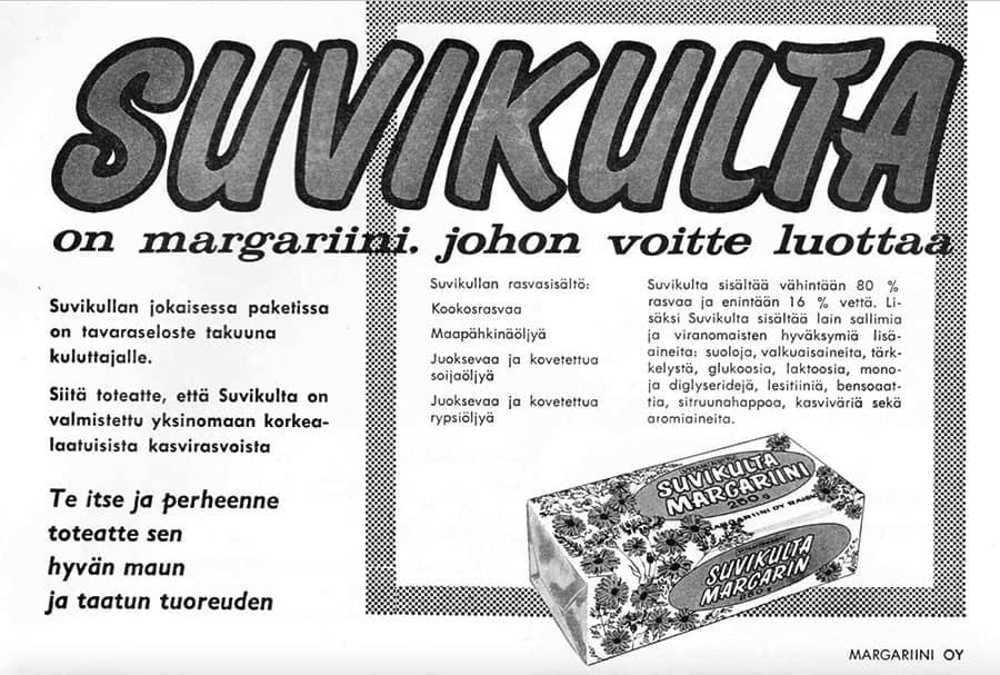 Suvikulta-margariini | Unilever