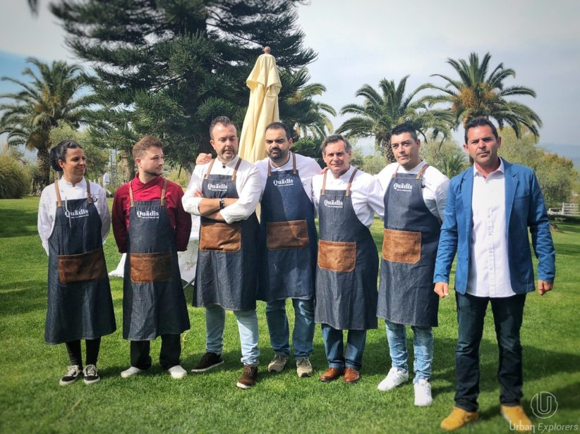 ganadores de Chef Sierra de Cádiz 2019