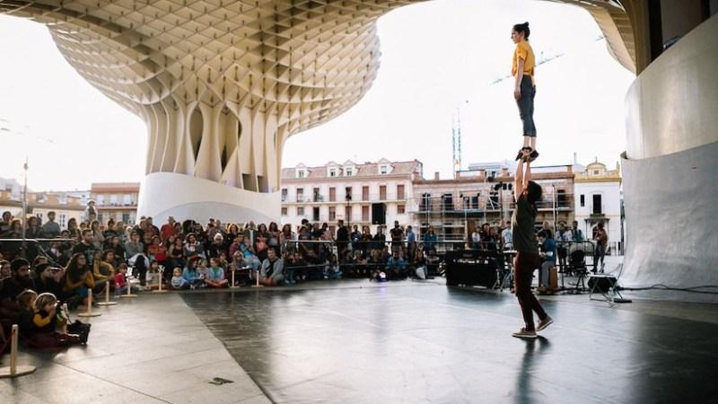 Oferta en entradas para el Festival Circada de Sevilla