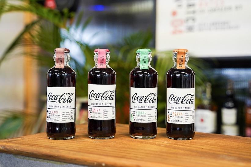 Coca-Cola Signature Mixers llega para revolucionar la mixología