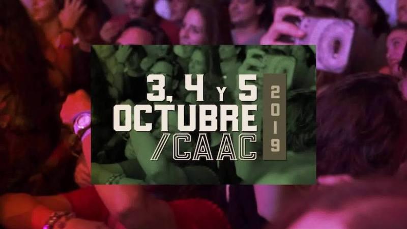 Caravan Sur Music se celebra en el CAAC del 3 al 5 de octubre