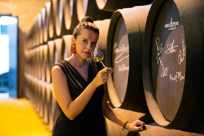 el mejor vino del mundo en Sevilla