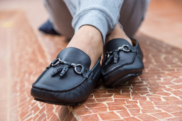 Needless to remind you, always worn without socks, these loafers are IDEAL for a long day at work, when you need to be comfortable and still look chic.